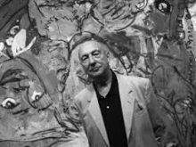 Il pittore Georg Baselitz