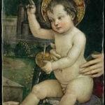 Il Bambino Gesù del Pinturicchio