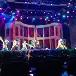Una scena del musical Divo Nerone
