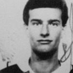 Massimo Carminati da giovane