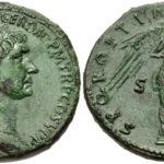 Sesterzio di Traiano