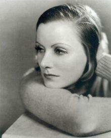 Greta Garbo ritratta da Clarence Sinclair Bull nel 1930