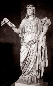 Statua di Livia