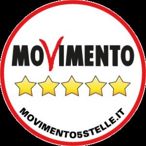 Logo del Movimento 5 Stelle