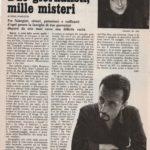 Italo Toni e Gabriella de Palo