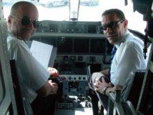 Piloti in cabina