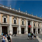 Palazzo Nuovo sede dei Musei Capitolini