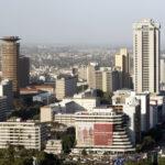 Veduta di Nairobi
