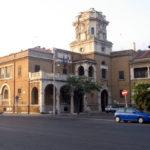 La sede del Decimo Municipio ad Ostia