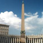 Obelisco di piazza San Pietro