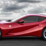Un modello Ferrari