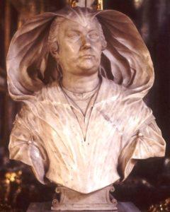 Busto di Olimpia Maidalchini (Galleria Doria Pamphili)