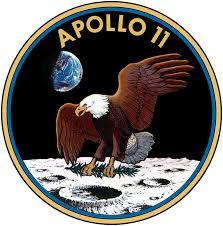 Logo della missione Apollo 11