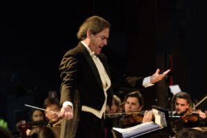 Il maestro Massimo Bacci