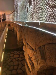 Le arcate dell'acquedotto