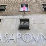 Elezioni Ostia, la sede di CasaPound