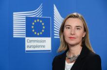 difesa europea, Federica Mogherini