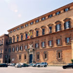 elezioni siciliane: palazzo dei Normanni