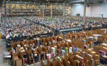 consumismo globale, Amazon