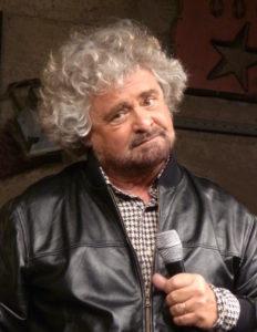 M5S, Beppe Grillo