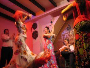 Festival di danza spagnola e flamenco, Siviglia