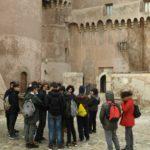 Castello di Santa Severa, studenti
