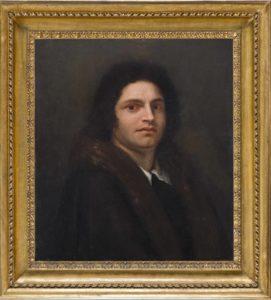Canova, Autoritratto di Giorgione