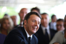 dimissioni ad orologeria, Matteo Renzi