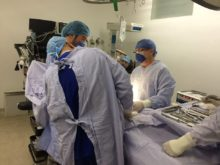 Assessore alla Sanità, operazione in ospedale