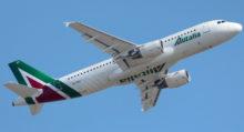 offerte per Alitalia, Airbus A320-216 EI