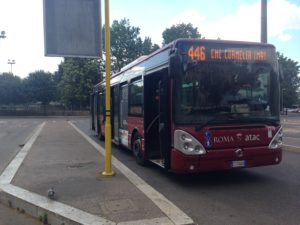 assenteismo Atac, un autobus Atac