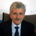 Brunetta e D'Alema, Massimo D'Alema