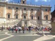 Fantasma del Campidoglio, Palazzo Senatorio