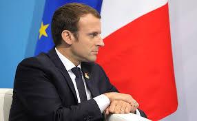 migranti, Emmanuel Macron