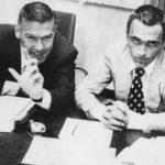Carniti, Pierre Carniti con Bruno Trentin