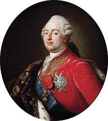 pensioni d'oro, Re Luigi XVI