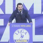 Pontida, Matteo Salvini