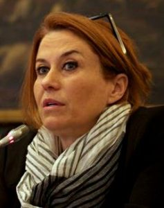 lottizzazione, Monica Maggioni