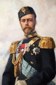 pensioni d'oro, lo Zar Nicola II