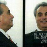Gotti, John Gotti foto segnaletica