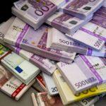 patrimoniale, banconote di euro