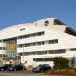 maledizione di Alitalia, il centro di addestramento Lufthansa a Francoforte