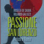 Passione San Lorenzo, la copertina del libro