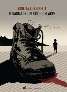 un paio di scarpe, la copertina del libro