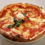 rider, la pizza margherita