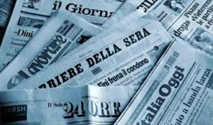 giornali, Alcune testate giornalistiche
