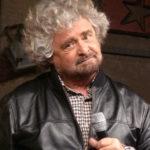 Grillo teme il sorpasso, Beppe Grillo