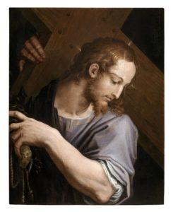 Vasari, Il Cristo portacroce di Giorgio Vasari