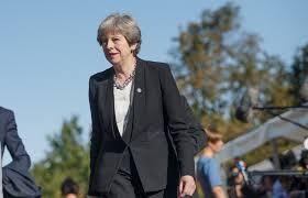 Theresa May, Theresa May