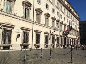 Casta, Palazzo Chigi